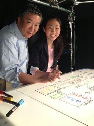 Richard and Maya Hsu - July 13