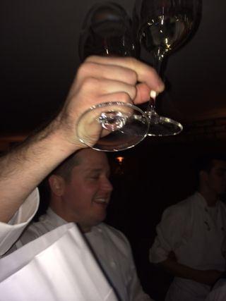 Betony Bryce toast 12 31 13