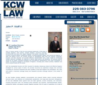 Keogh Cox old website bio - 8 2014
