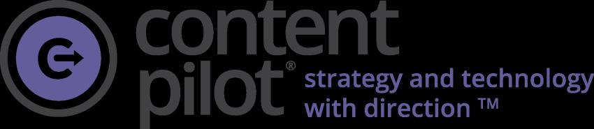 Content Pilot Logo w Tag